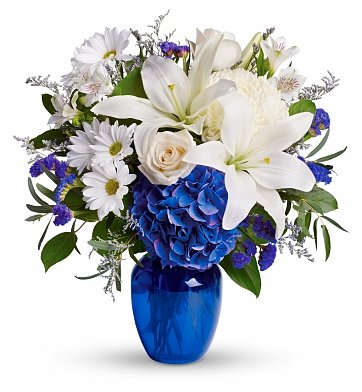 Flower Bouquets: Grand Day Bouquet