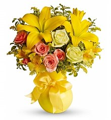 Flower Bouquets: Time to Shine Bouquet