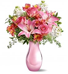Flower Bouquets: Pink Reflections Bouquet