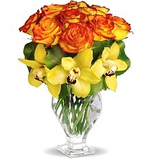 Tropical Flowers: Tropical Get Well Bouquet