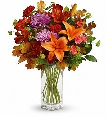 Flower Bouquets: Autumn Garden Bouquet