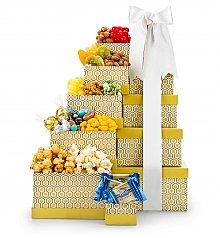 Gift Towers: First Choice Gourmet Gift Tower