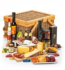 Cheese, Charcuterie Gifts: Imperial Cured Meat and Cheese Collection