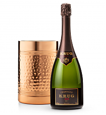 Wine Accessories & Decanters: Krug Vintage Brut Champagne 2000 with Double Walled Wine Chiller