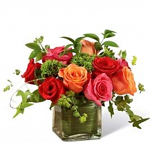 Flower Bouquets: Lush Life Rose Bouquet