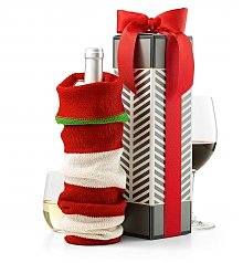 Wine Gift Boxes: Sommelier's Holiday Wine Stocking