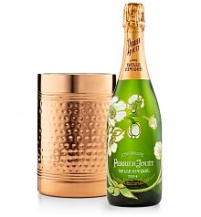 Champagne Gifts: Perrier-Jouet Belle Epoque and Double Walled Wine Chiller
