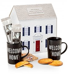 Gourmet Gift Baskets: Welcome Home Coffee For Two