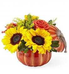 Flower Bouquets: Bountiful Bouquet