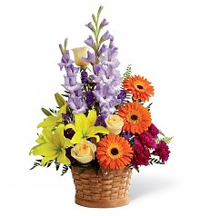 Funeral Flowers: Forever Dear Arrangement