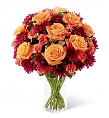 Flower Bouquets: Autumn Treasures
