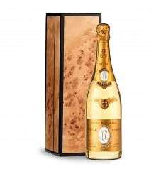 Luxury Wine Baskets: Cristal Brut Grand Reveal