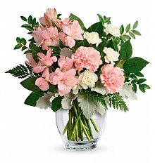 Flower Bouquets: Whisper Soft Bouquet