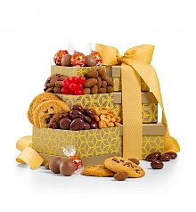 Gift Towers: All The Best Gourmet Trio