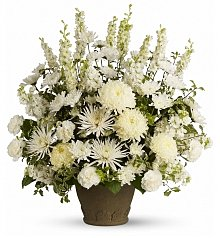 Funeral Flowers: Pure and True