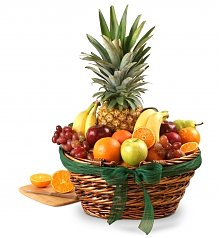 Fruit Gift Baskets: Elegant Classics Fruit