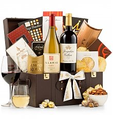 Wine Baskets: The Vintner's Compassionate Wine Chest