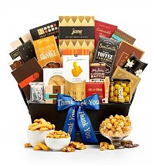 Gourmet Gift Baskets: You're the Best! Gourmet Gift Basket