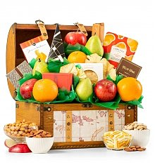 Fruit Baskets: Fruit and Gourmet Treasure