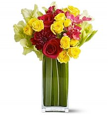 Tropical Flowers: Island Blooms Bouquet