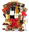 Wine Baskets: Toast of California Wine Basket