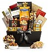 Gourmet Gift Baskets: With Sympathy Gourmet Gift Basket