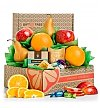 Fruit Baskets: Harvest Fruit and Snacks