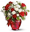 Flower Bouquets: Holiday Splendor